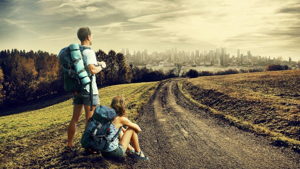 travelling- life and lesson