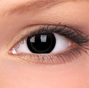 Different Eye Colors And What They Say About You - Black