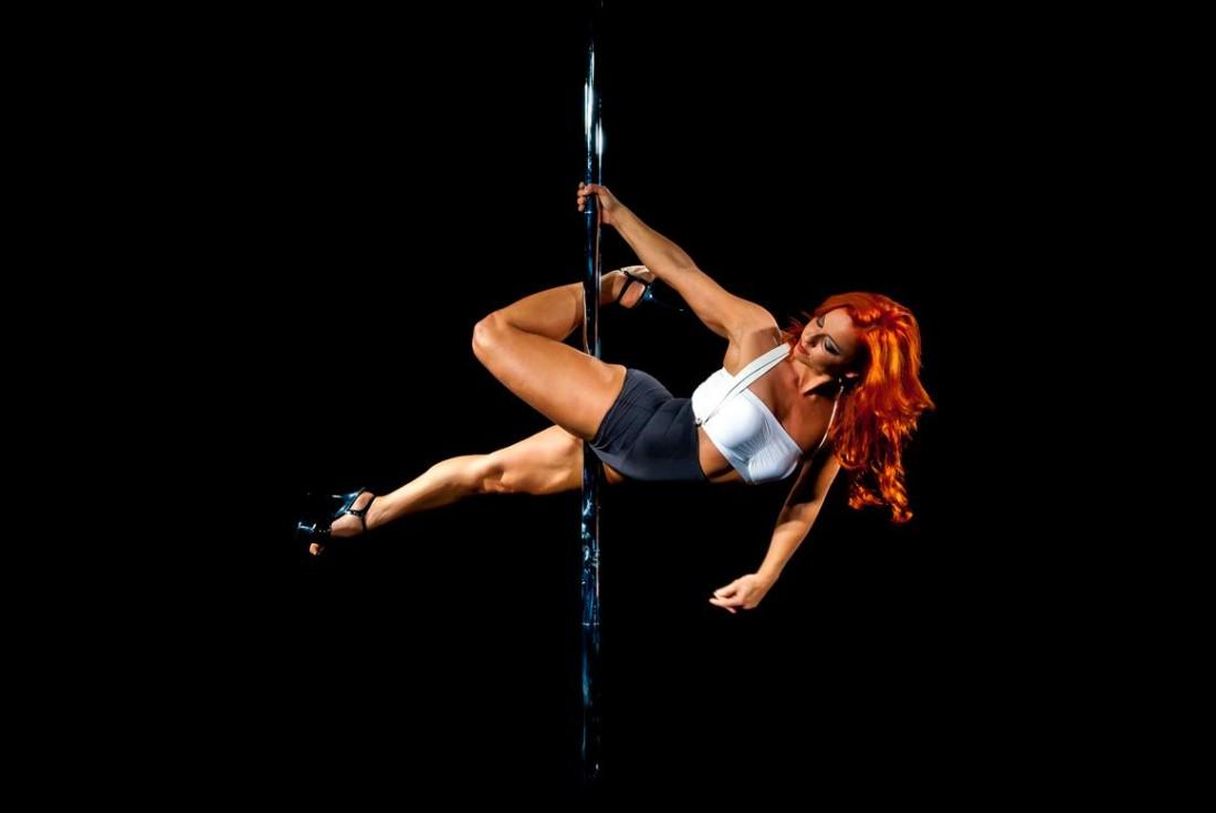acrobatic adult