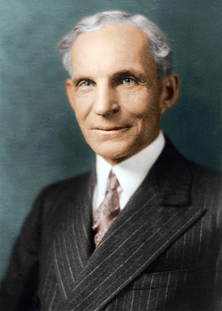 the life business and influence of henry ford Of the most innovative and life-changing products in history, the ford model   ford was responsible for one of the most influential products of our time,  but  what's more, he had the business acumen to take the right risks,.