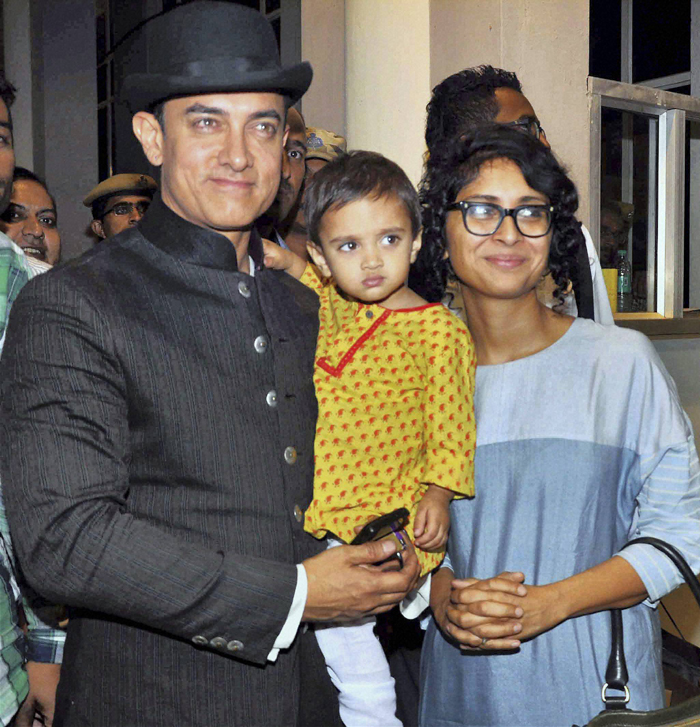 Aamir Khan Son 1