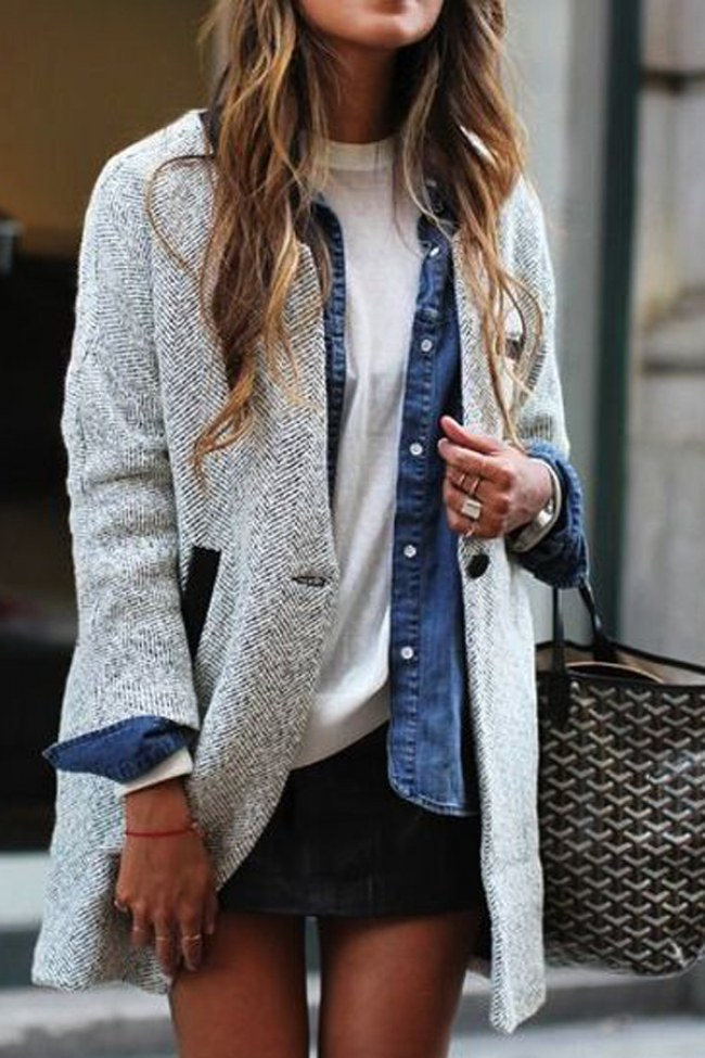 What to wear if you're skinny : Style Advice For Skinny Girls