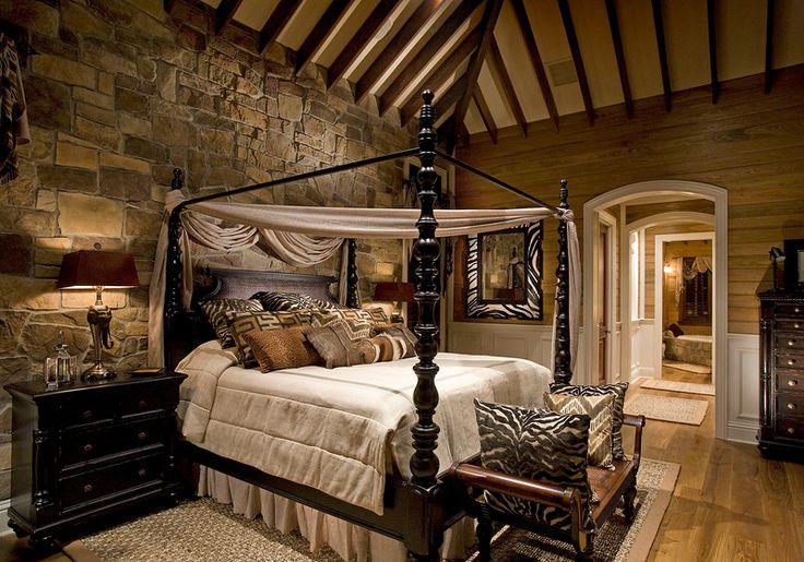 Rustic Room beautiful rustic bedroom ideas - life 'n' lesson