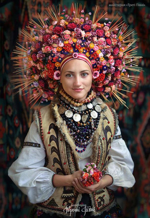 Flower headdress1
