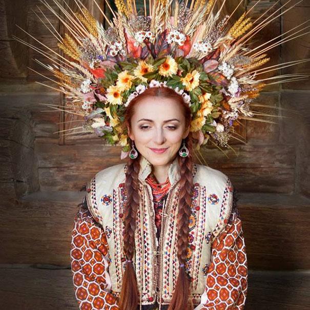 Flower headdress4