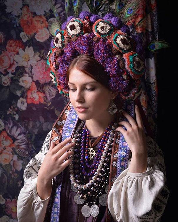 Flower headdress5