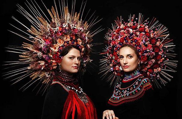 Flower headdress7