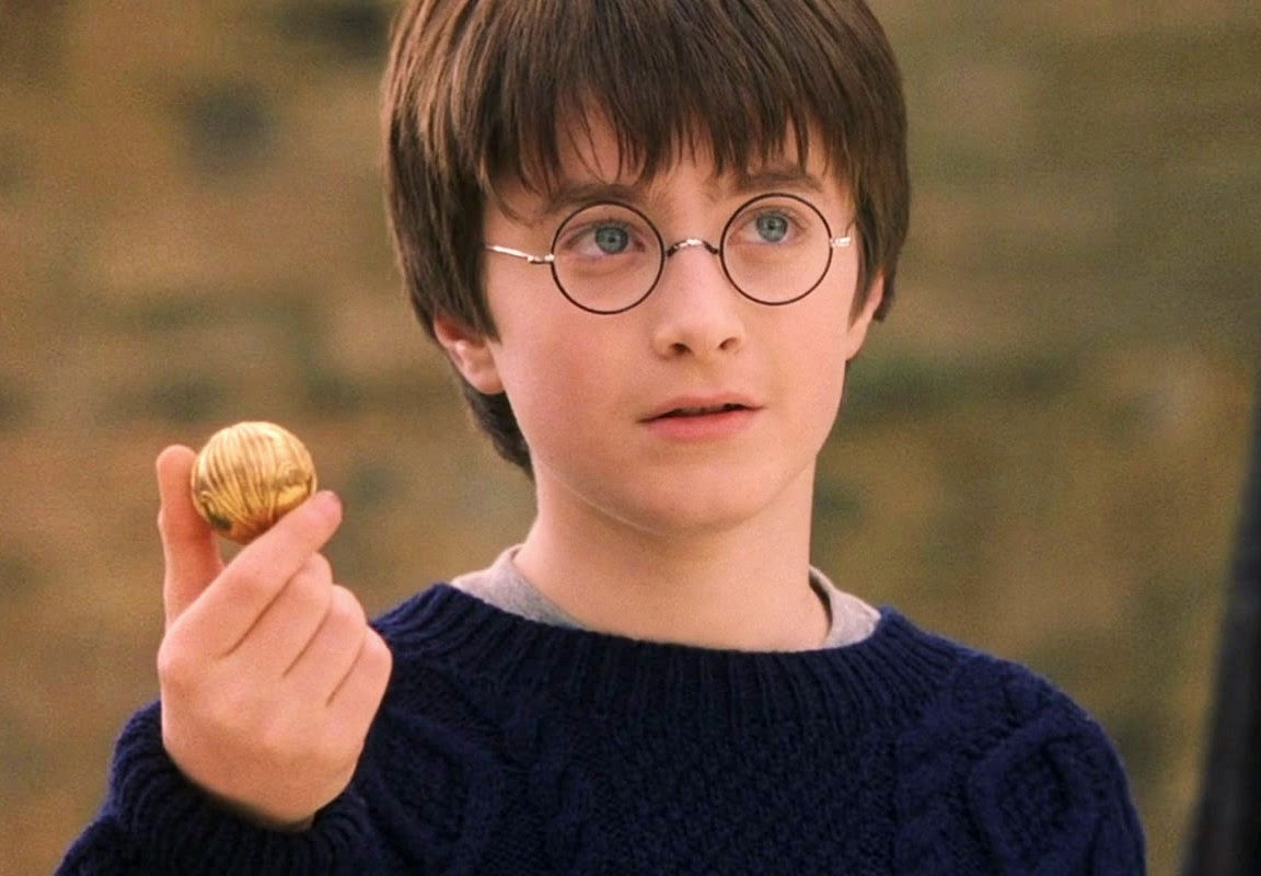 Harry Potter quidditch practice 4