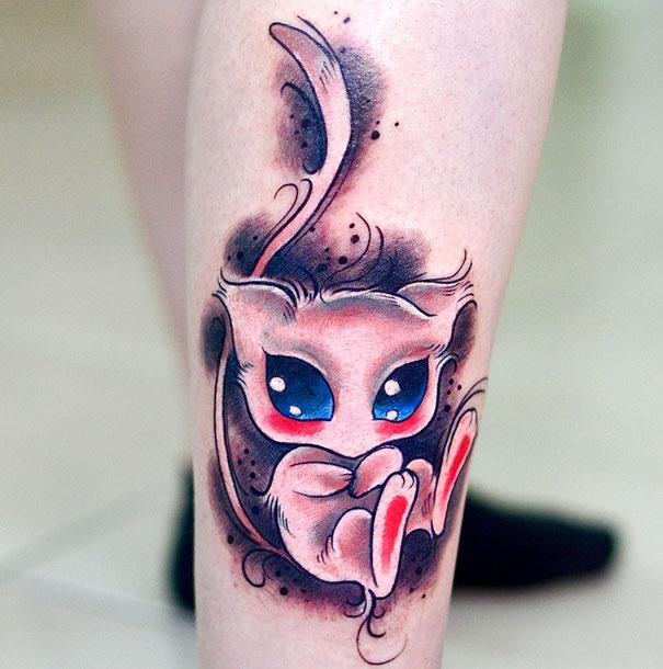 Pokemon Tattoo 18