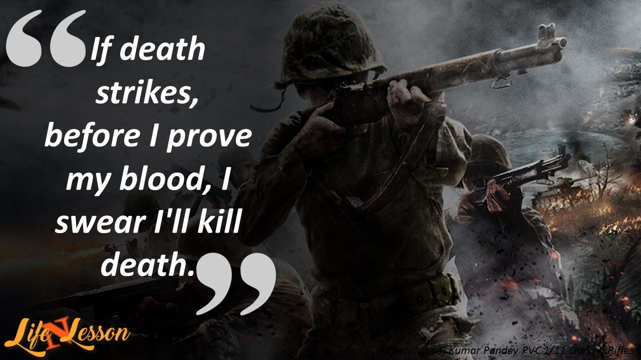 these 11 quotes on indian army fill your heart with pride   life n lesson