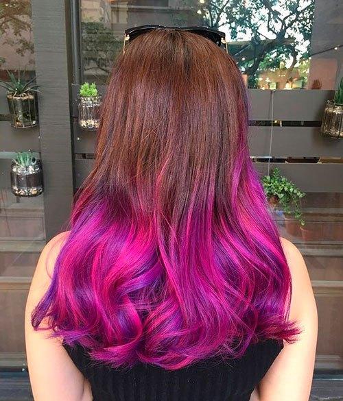 Hair Trends 2016 13 Hottest Dip Dye Hair Colors Ideas