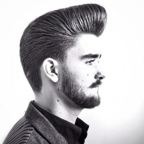 17 Best Modern Pompadour Haircut For Men Pomp It Up Dude