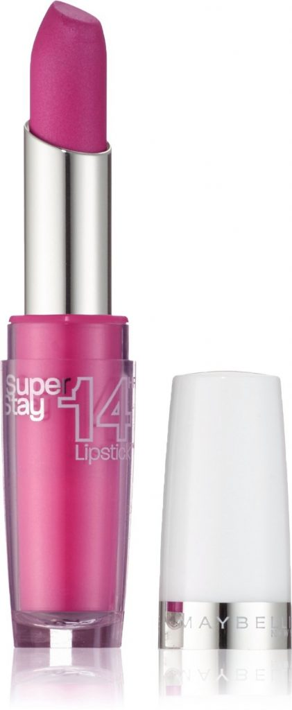 Maybelline Super Stay 14 Hr Infinite Fuchsia LipStick
