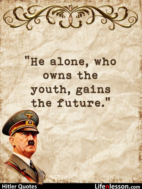 Adolf Hitler Quotes