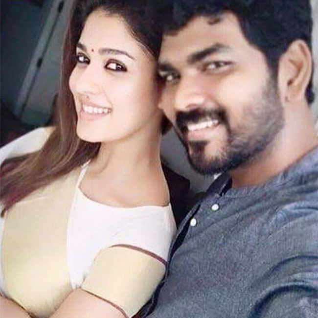 Nayanthara and Vignesh