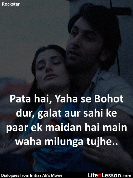 9 Dialogues and Quotes from Imtiaz Ali Movies That Shows ...