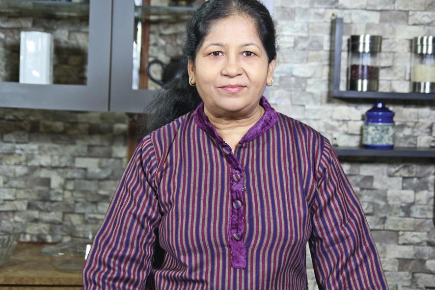 Nisha madhulika chef height weight age family for Nisha bano husband name