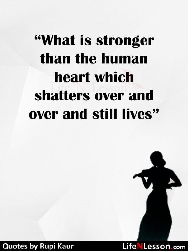 Rupi Kaur Quotes