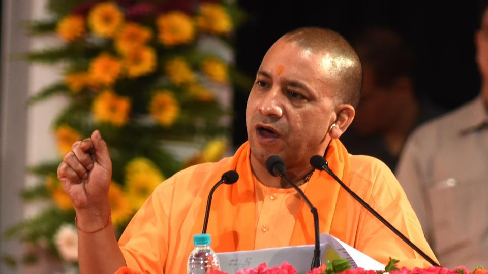 UP CM Yogi Adityanath hd Wallpapers and Pictures