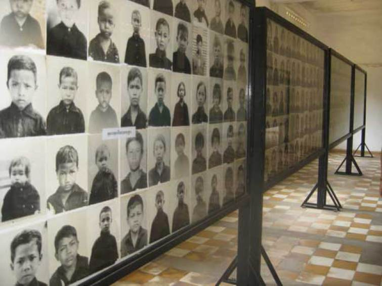 Tuol-Sleng-Genocide-Museum life and lesson