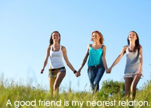friendship life and lesson03