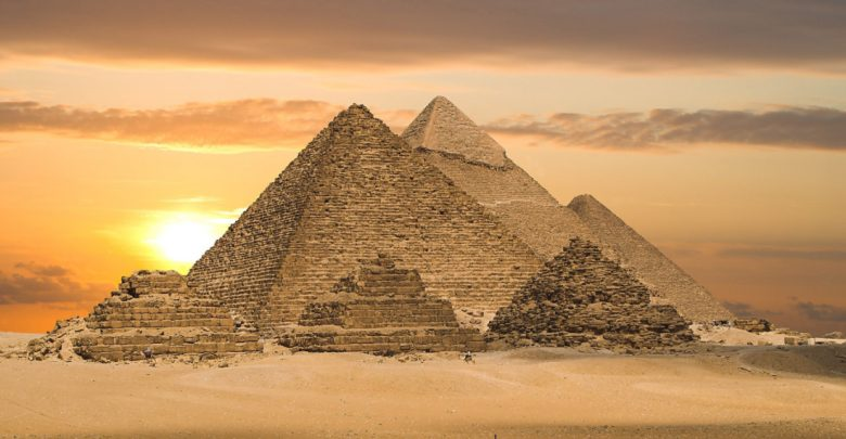 Photo of 15 facts about the Great Pyramid of Giza