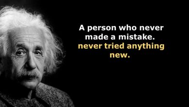 Photo of 7 Practical Life Lessons From Albert Einstein
