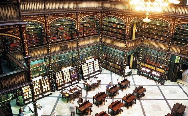 Photo of 15 Beautiful Library From Around The World