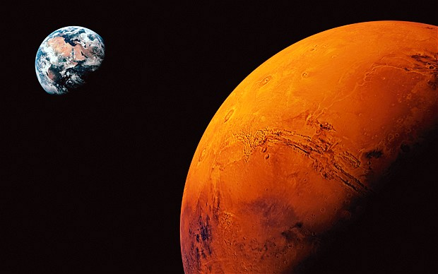 Photo of Can We Actually Lives On Mars ?