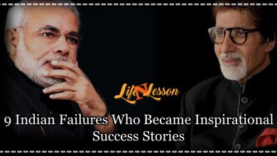 Photo of 9 Indian Failures Who Became Inspirational Success Stories