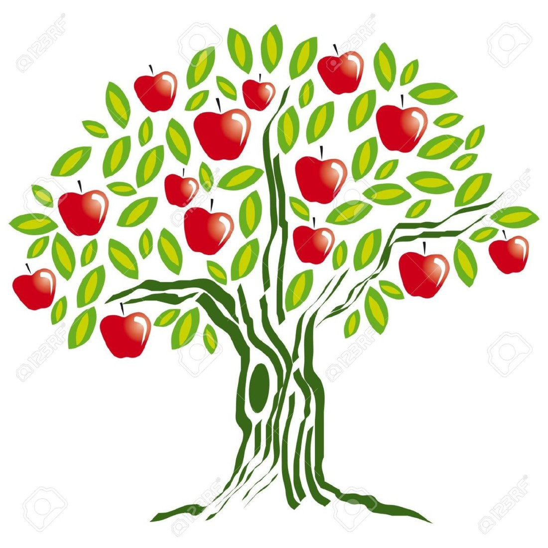 Full analysis of apple tree dreams and meaning for Arbol con raices y frutos