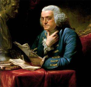 Benjamin Franklin bifocals life and lesso