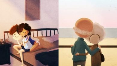 Photo of 13 Romantic Illustrations That Define Why Love Is The Most Beautiful Thing In The World