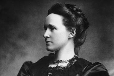 Millicent Fawcett 1