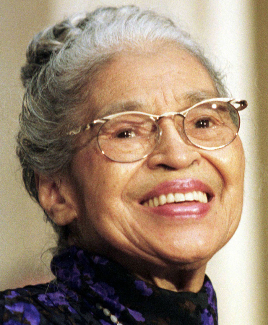 an introduction to the life of rosa louise parks Rosa parks' early life rosa louise mccauley was born in tuskegee, alabama , on february 4, 1913 she moved with her parents, james and leona mccauley, to pine level, alabama, at age 2 to reside .