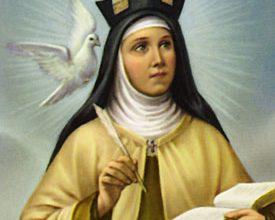 Photo of St Teresa Avila