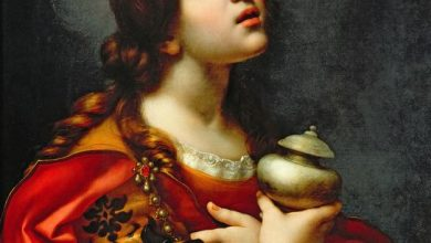 Photo of Mary Magdalene