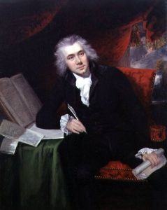 WHM112034 Portrait of William Wilberforce (1759-1833) Aged 29 (oil on canvas) by Rising, John (1753-1817) oil on canvas 220x130 © Wilberforce House, Hull City Museums and Art Galleries, UK English, out of copyright