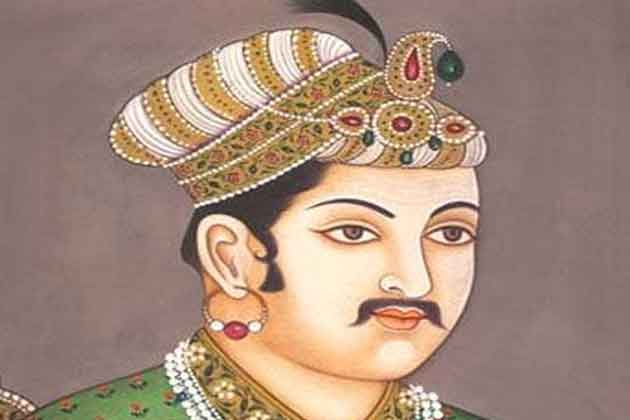 short biography of akbar