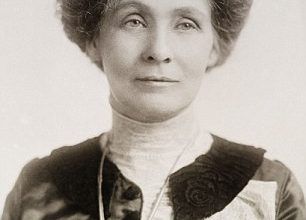 Photo of Emily Pankhurst