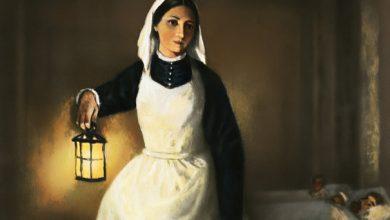 Photo of Florence Nightingale