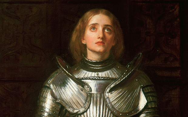 the legend of saint joan of In past ages, joan has been seen as a mystic, a saint, a national hero   describes otto preminger's awful version of the story, as well as carl.
