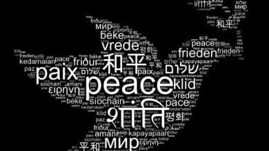 Photo of Peace- Dreams Interpretation
