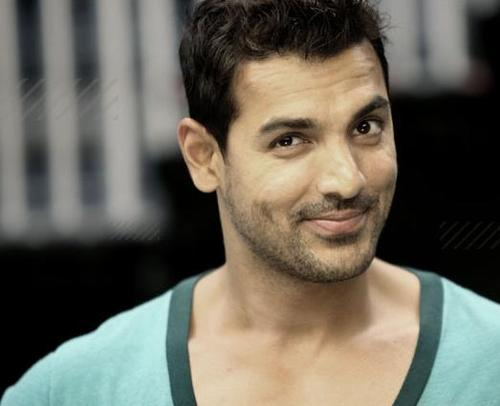 John abraham back hairstyle in force