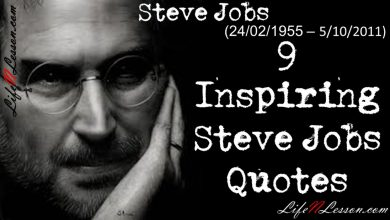 Photo of 9 Most Inspiring Quotes By Steve Jobs