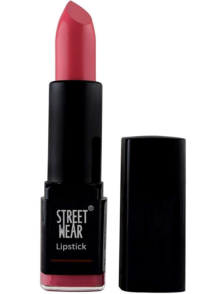 Street Wear Satin Smooth Lipstick, Simply Peach
