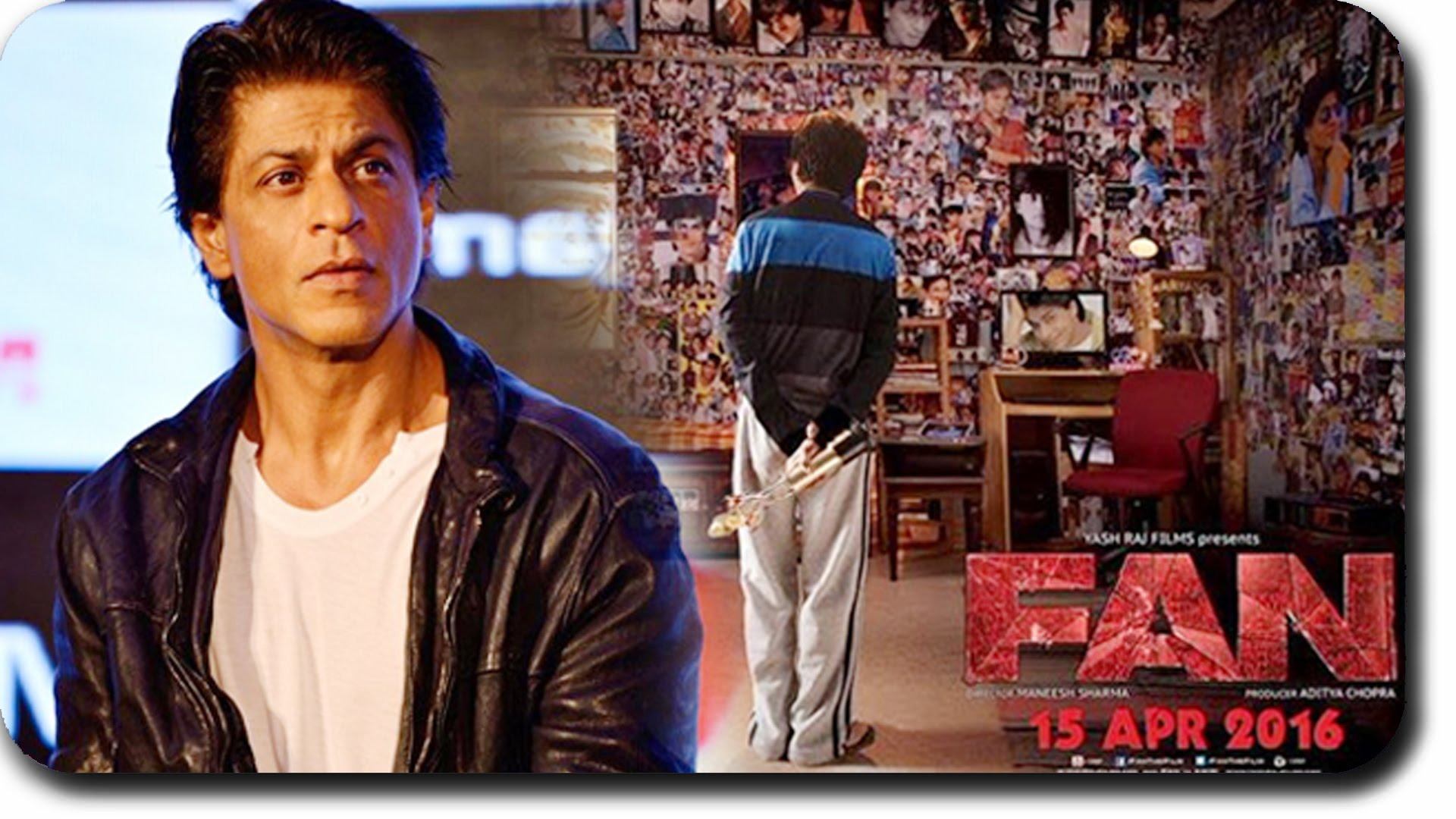 Shah Rukh Khan Fan 2016 Wallpapers: 'Fan' Review: Shah Rukh Khan At His Finest In This Dark