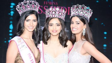 Photo of Priyadarshini Chaterjee crowned Miss India 2016 in a star-studded affair!