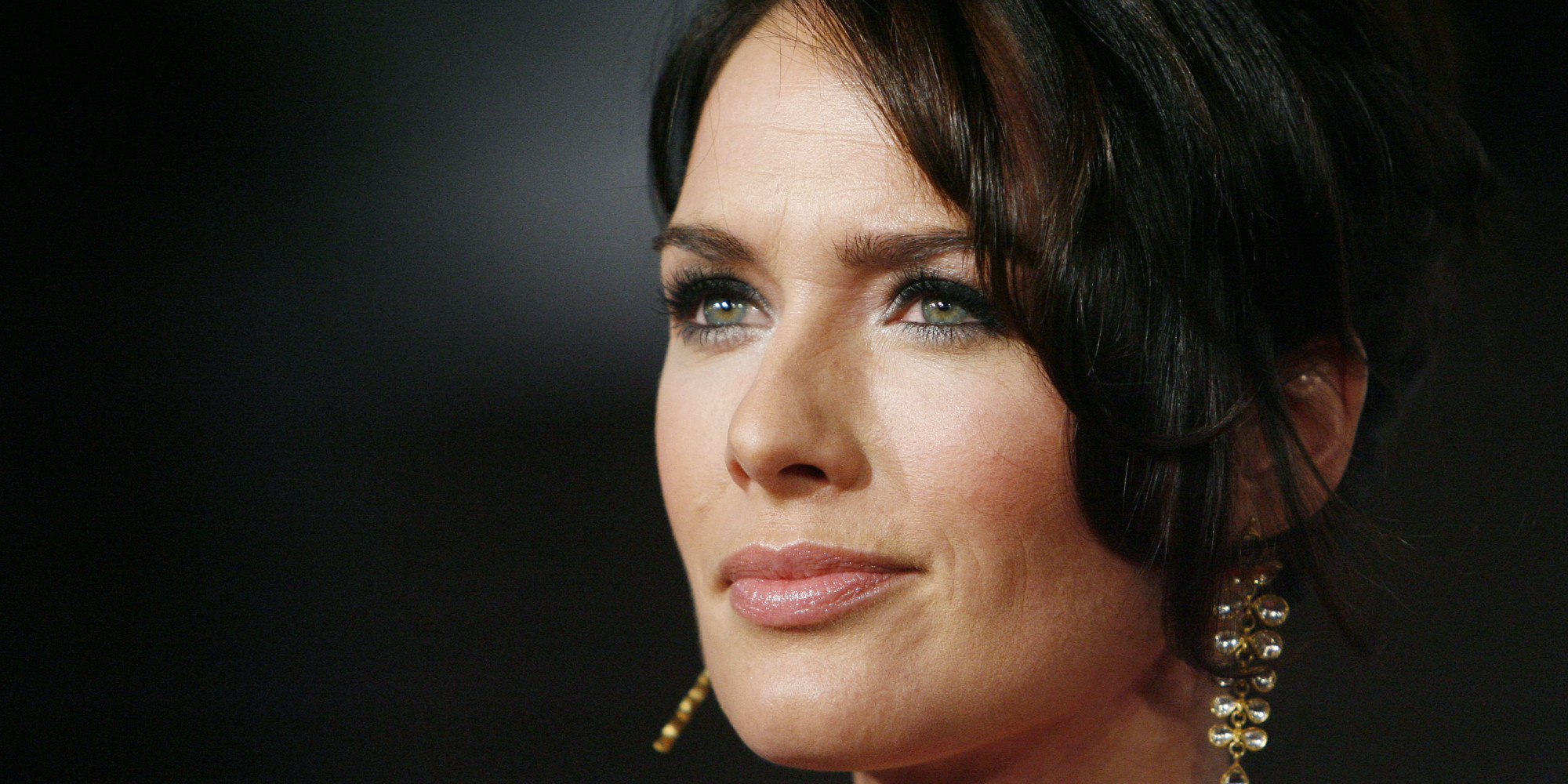 """Lena Headey arrives at the premiere of """"300"""" in Los Angeles, Monday, March 5, 2007. (AP Photo/Matt Sayles)"""