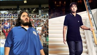 Photo of Check it out: This is how Anant Ambani lost 108 kg weight in 18 months!